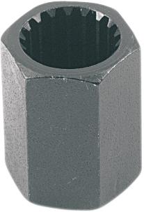 Splined 20mm Hex Impeller Holding Tool