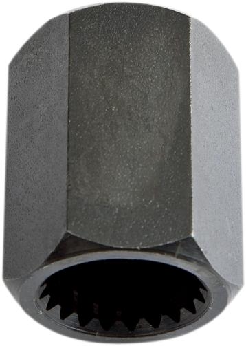 Splined 20mm Female Prop Tool