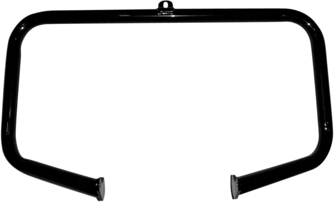 Drag Specialties Black Front Big Buffalo Engine Guard for