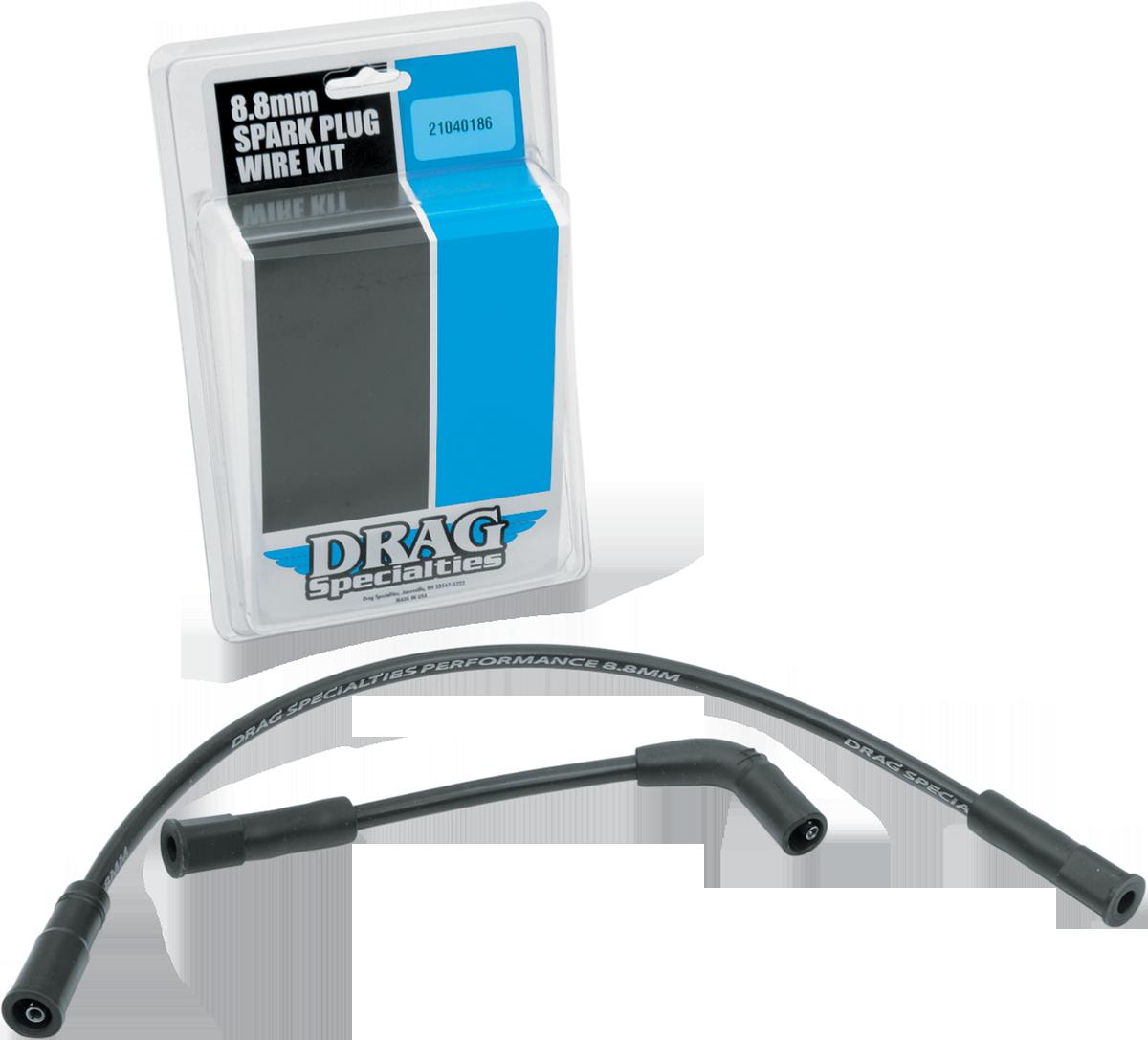 2104-0147 Drag Specialties 8.8mm Spark Plug Wire Set