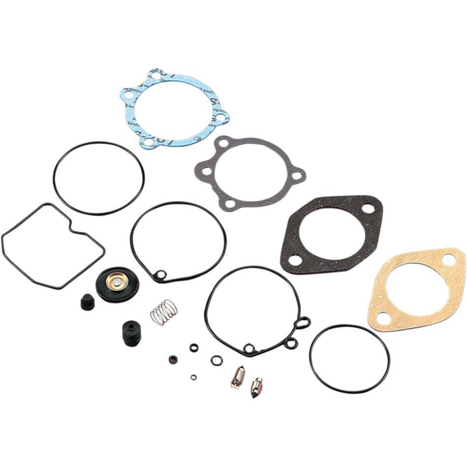 Drag Specialties 1003-0291 Keihin Carburetor Rebuild Kit
