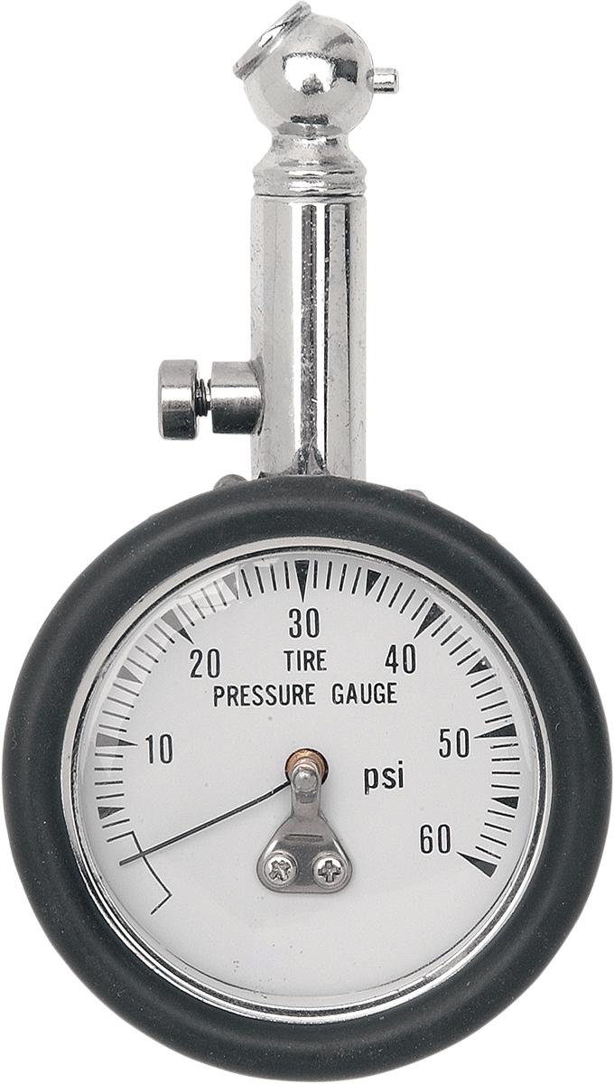 Drag Tire Pressure Gauge