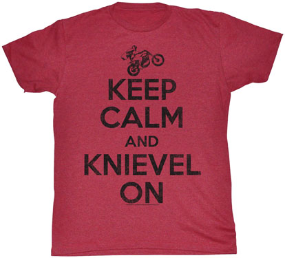 American Classics Apparel Keep Calm T-Shirt