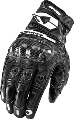 Silverstone Leather Motorcycle Gloves