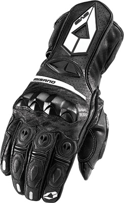 Misano Sport Leather Motorcycle Gloves