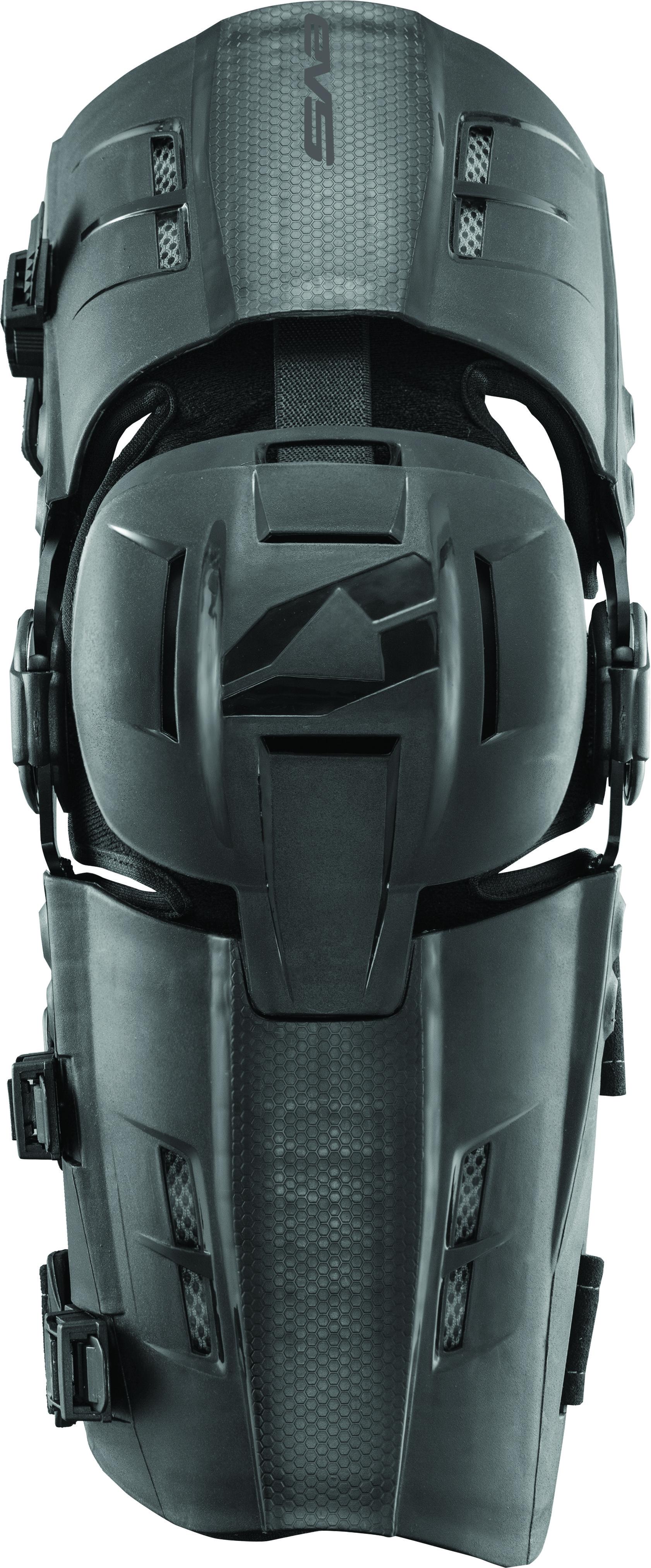 EVS SX02-L SX02 Knee Brace Lg Black
