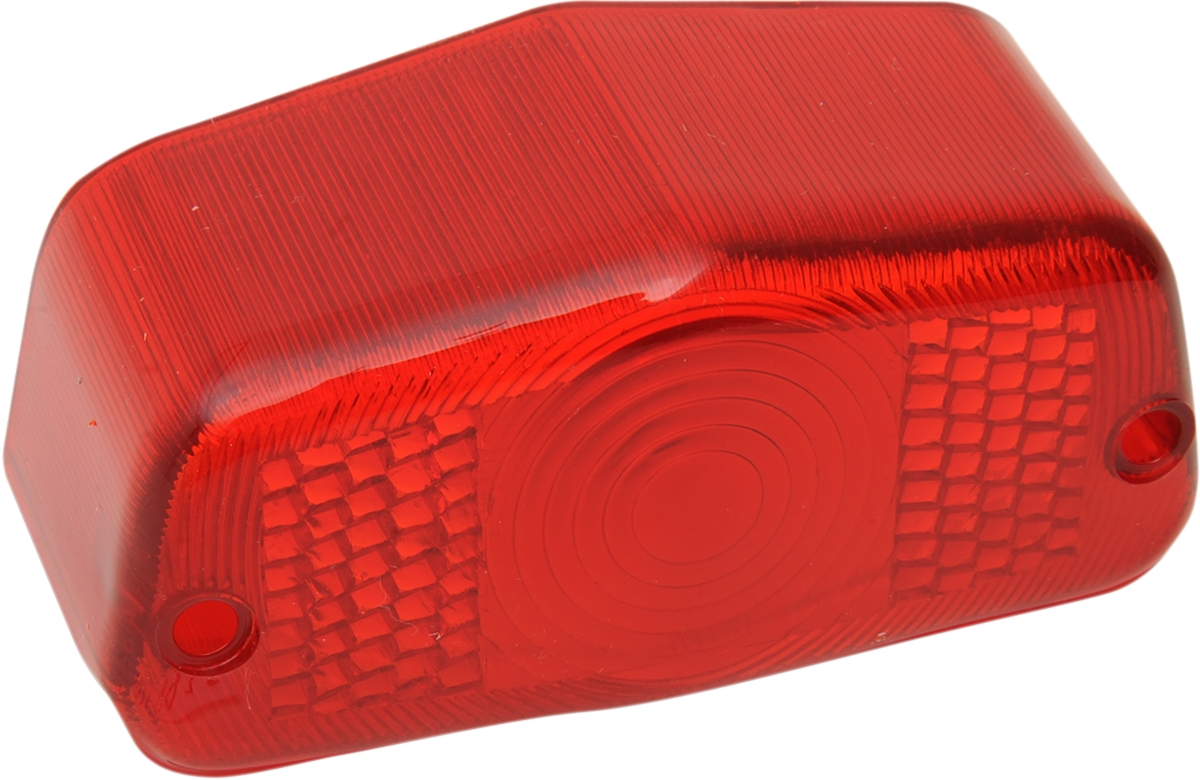 Replacement Lens for Lucas-Style Taillight