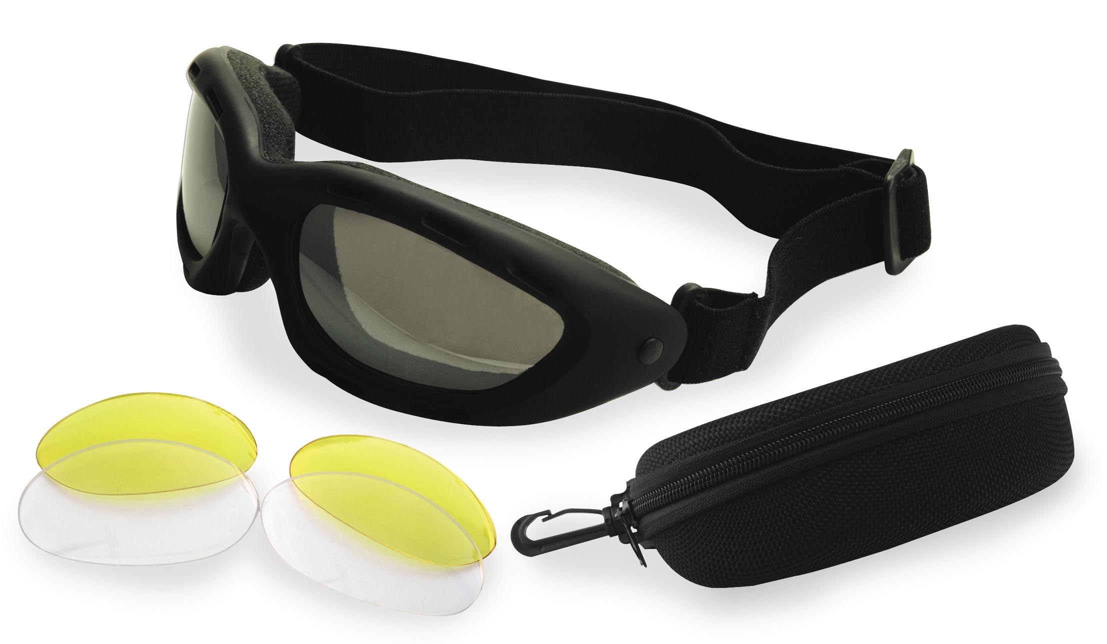 Cat Eye Interchangeable Goggles