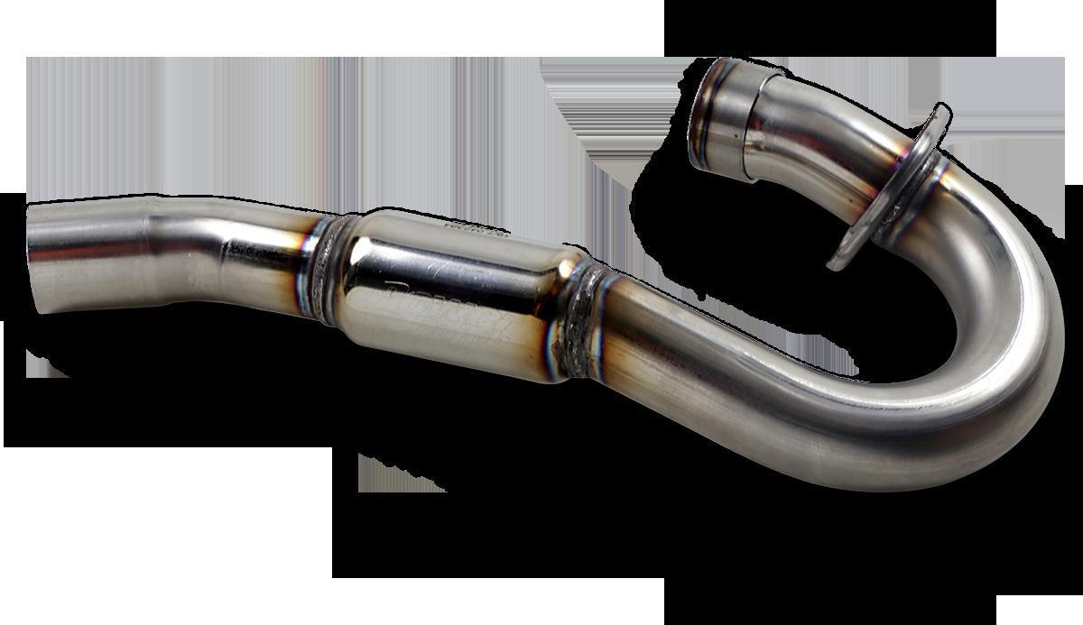 Stainless Steel for 17-18 Kawasaki KX250F FMF Megabomb Header