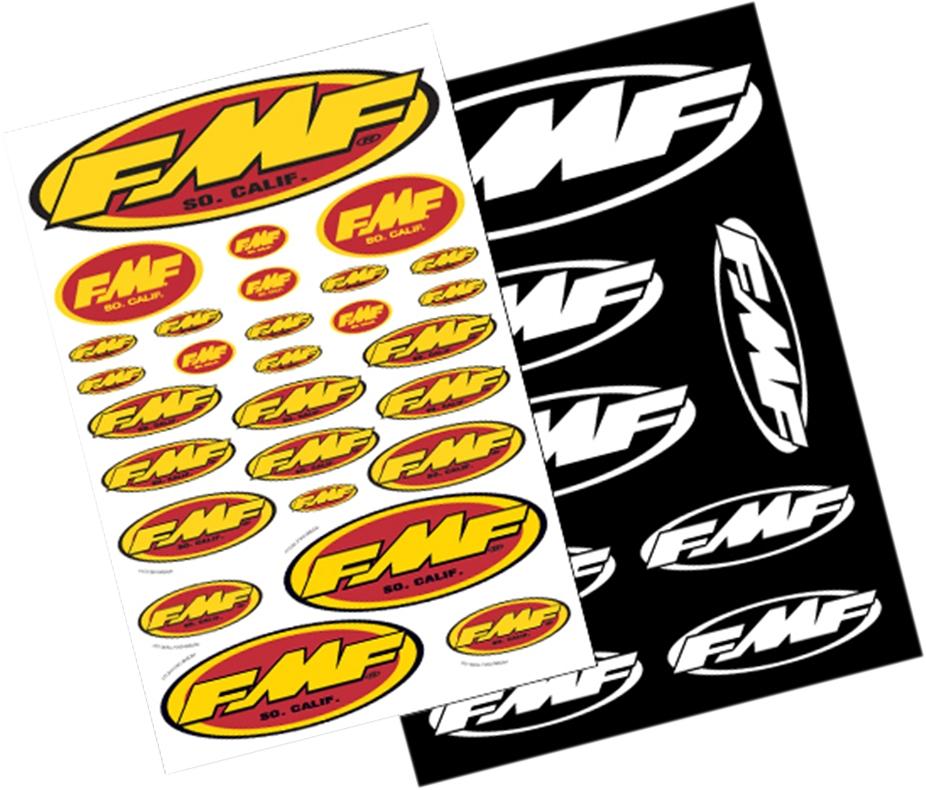 Assorted Fender/Trailer Stickers