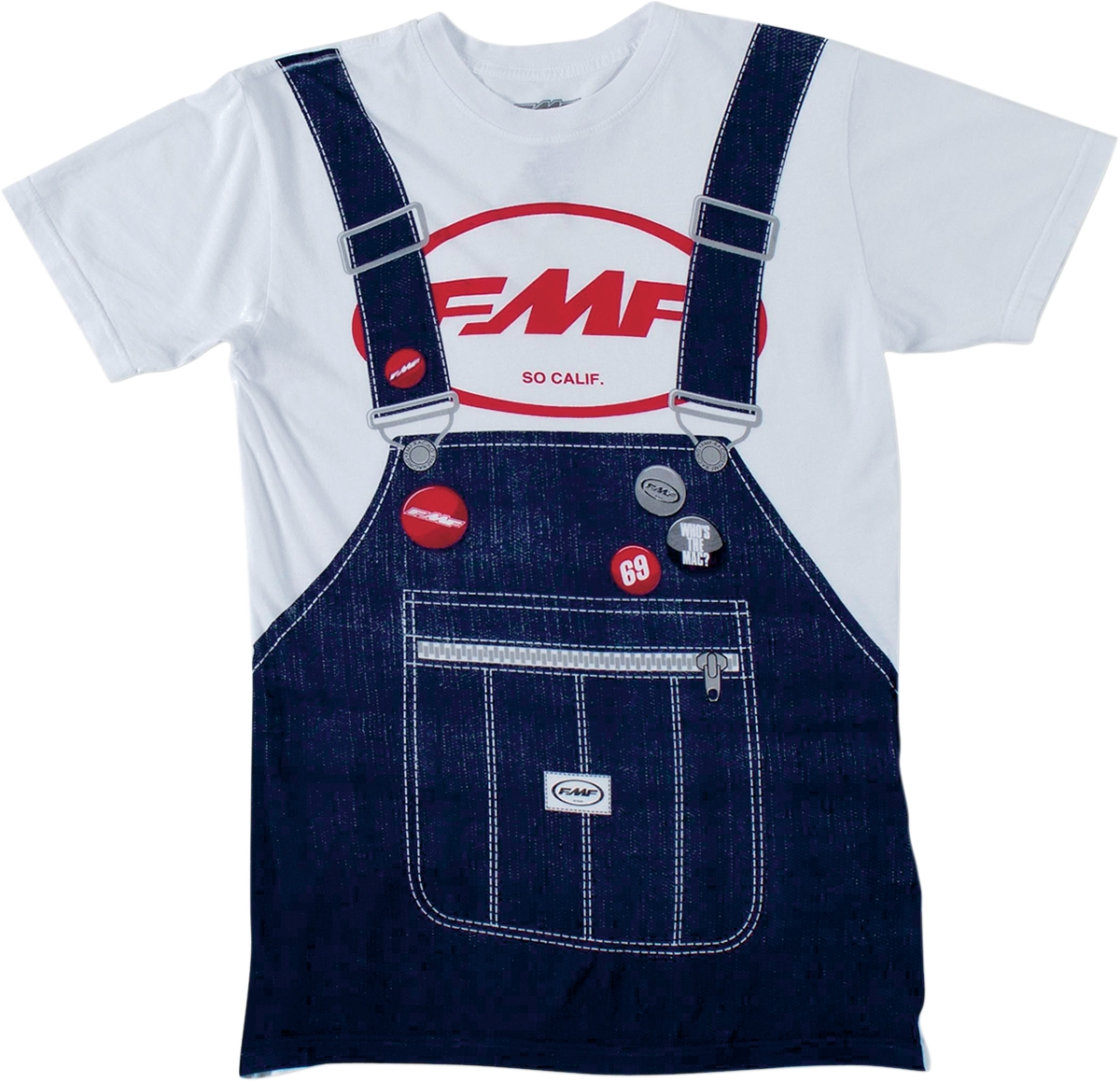 Overall T-Shirt