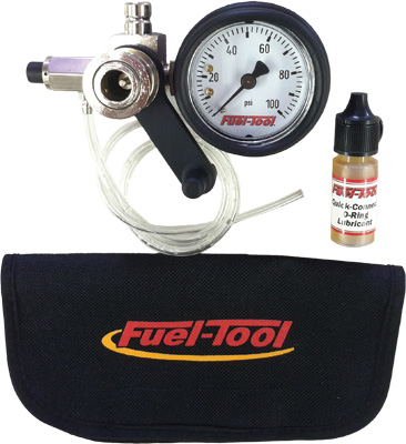 Fuel Tool Fuel Pressure Check Gauge