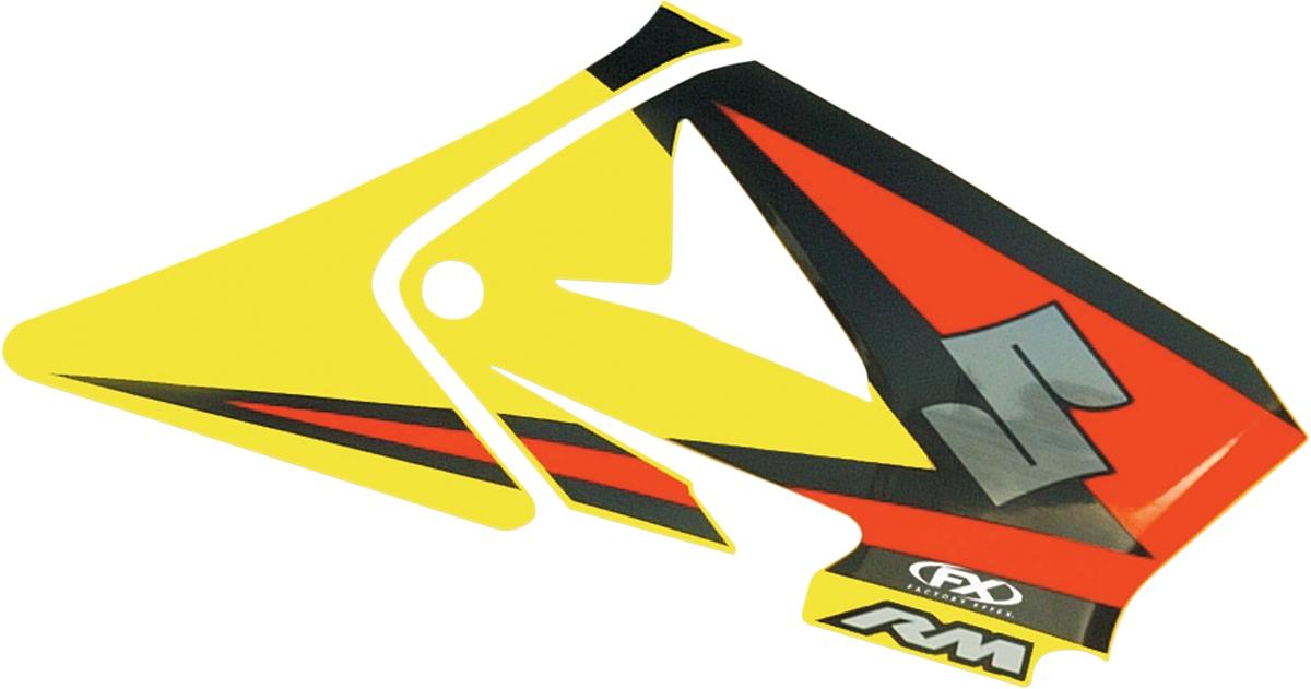 Factory Effex 08-05420 OEM Tank//Shroud Graphic