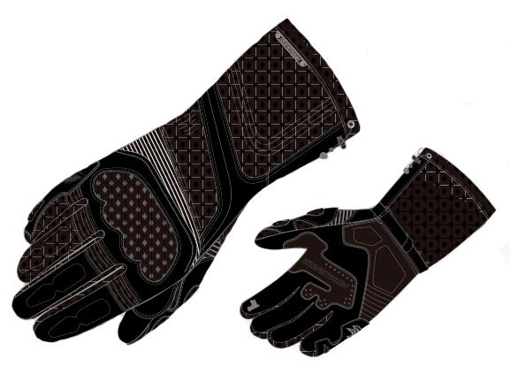 Wind Tour Gloves