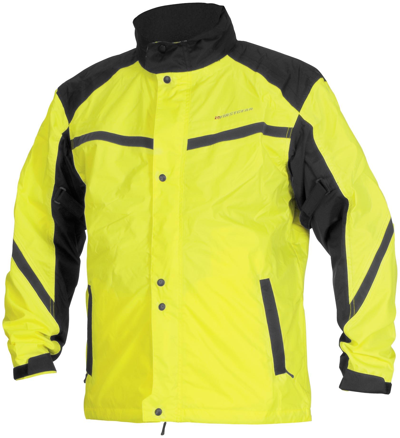 Sierra Day Glo Jacket