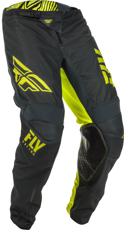 Fly Racing Kinetic Mesh Shield Youth Pants