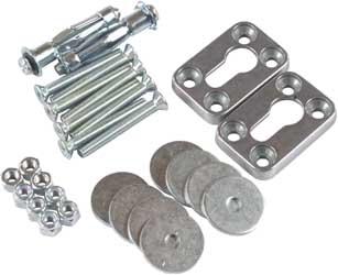 Wheel Chock Hardware Kit