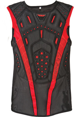 Fly-Racing-Undercover-II-Pullover-Offroad-Motocross-Chest-amp-Back-Protector