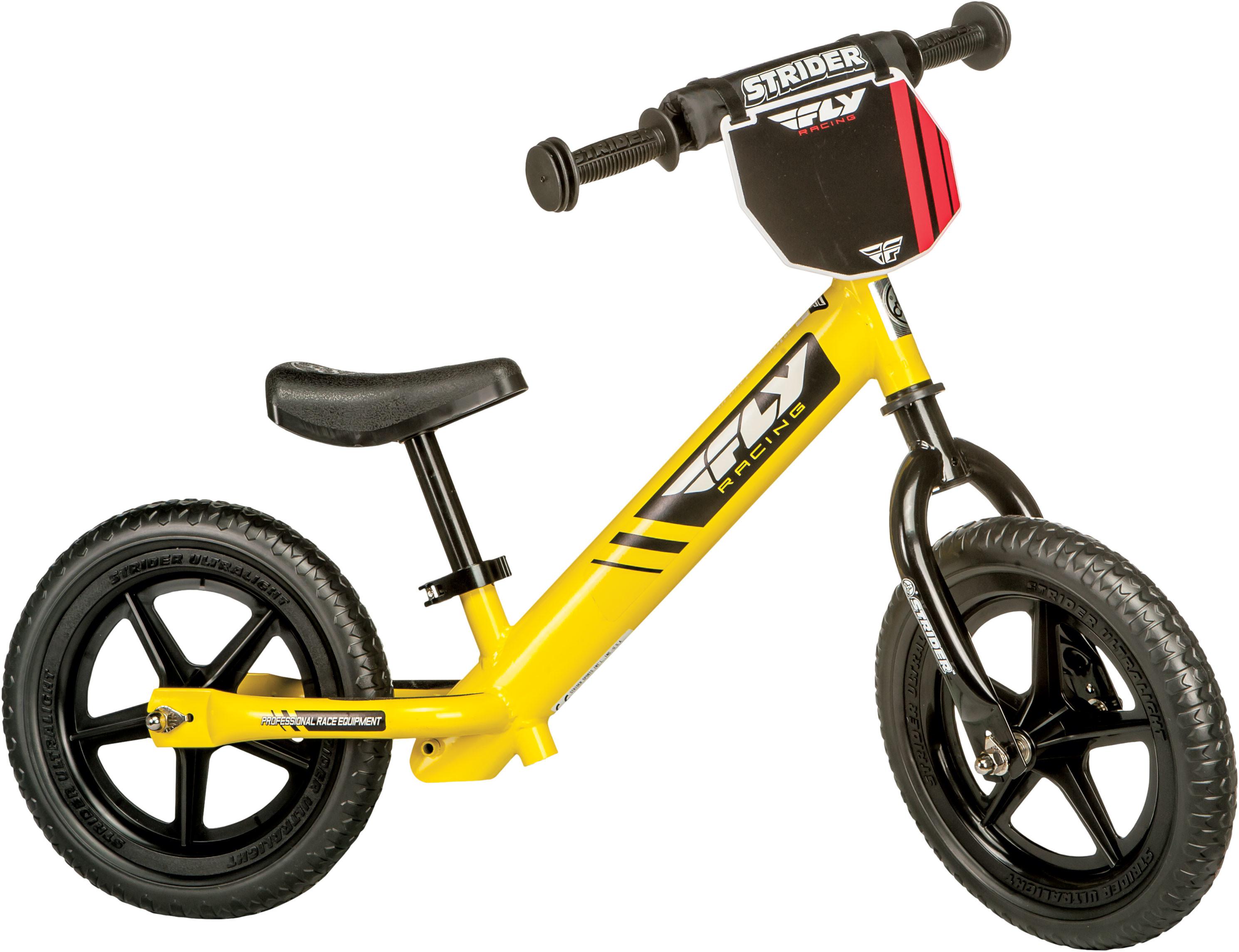 Fly Racing Toddler Training Easy Balance Bike - Yellow, ST-SC4FLY-YE