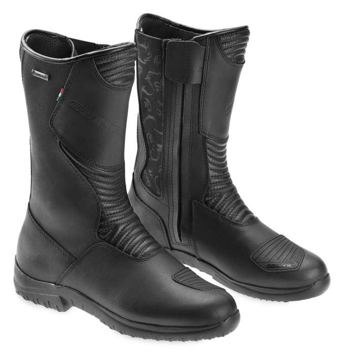 Black Rose Boots
