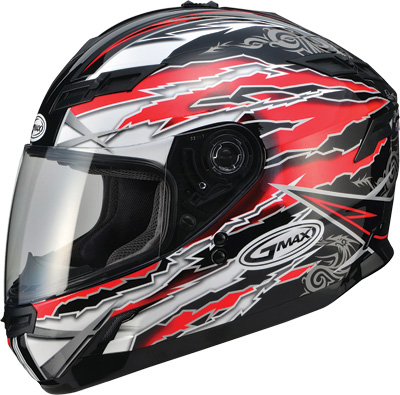 GM 78 Firestarter Motorcycle Helmet