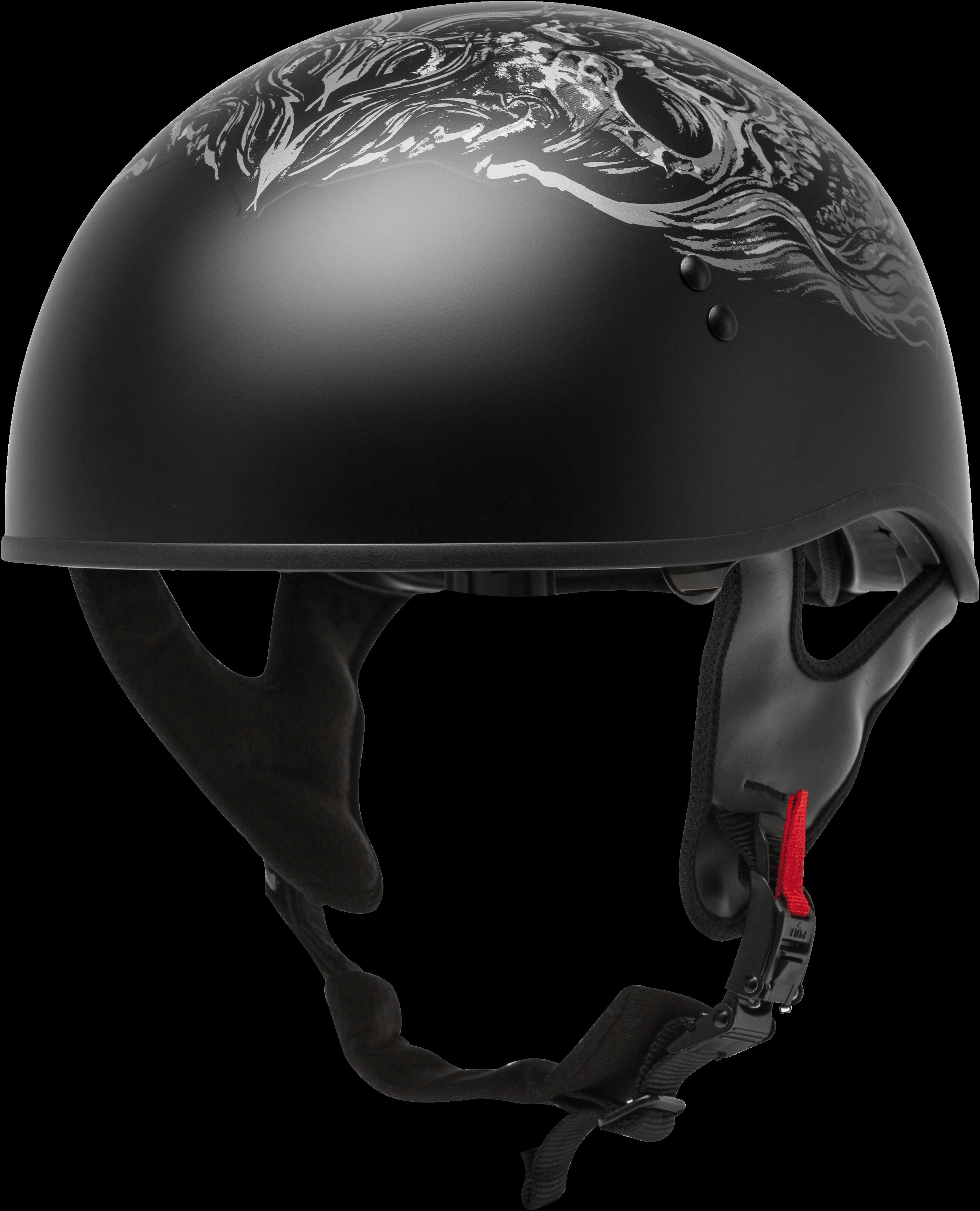 GMax GM65 Naked Ghost / RIP Helmet | 10% ($8.49) Off