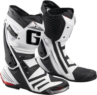 GP-1 Road Race Boots - Perforated
