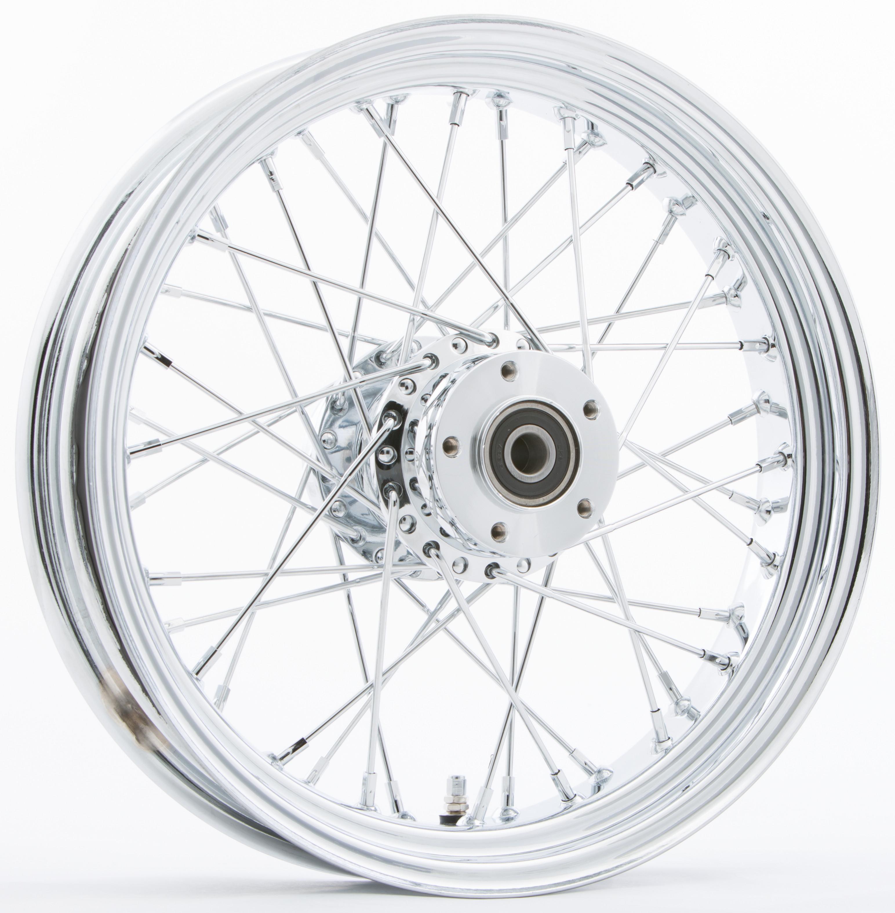 Front 40 Spoke Wheel