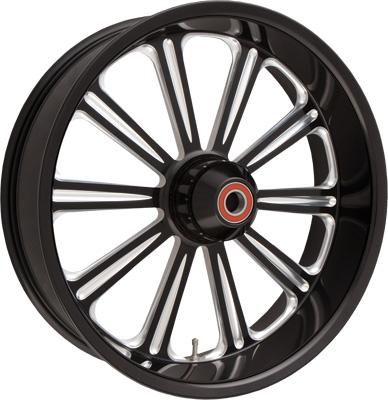 Luck Front Wheel non ABS Single Disc