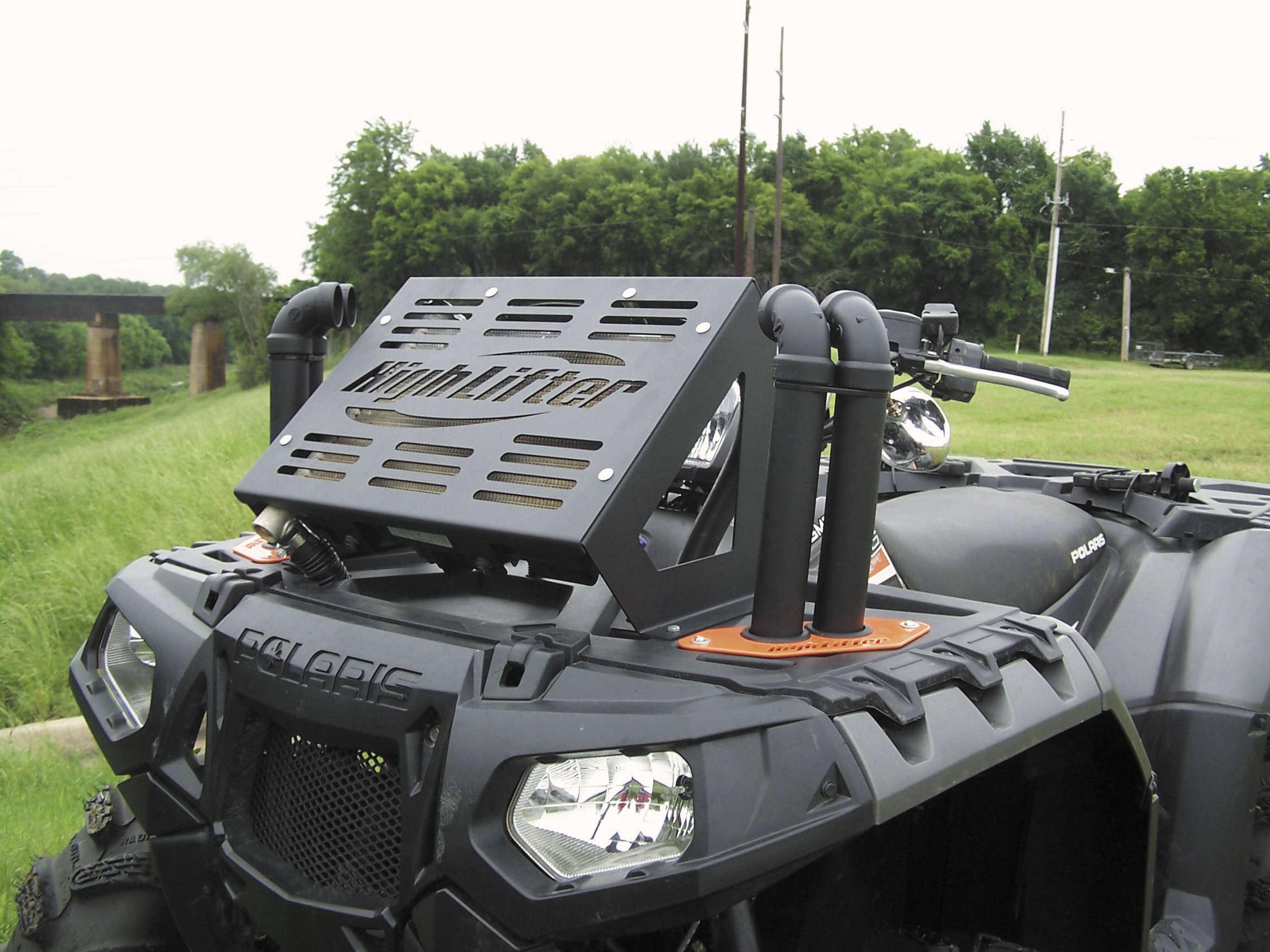 High Lifter ATV Snorkel Kits SNORK-RNG9-1