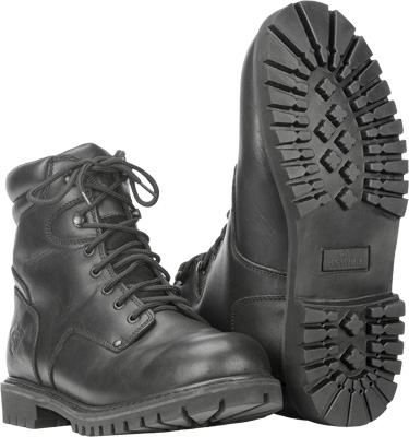 RPM Lace-Up Boots