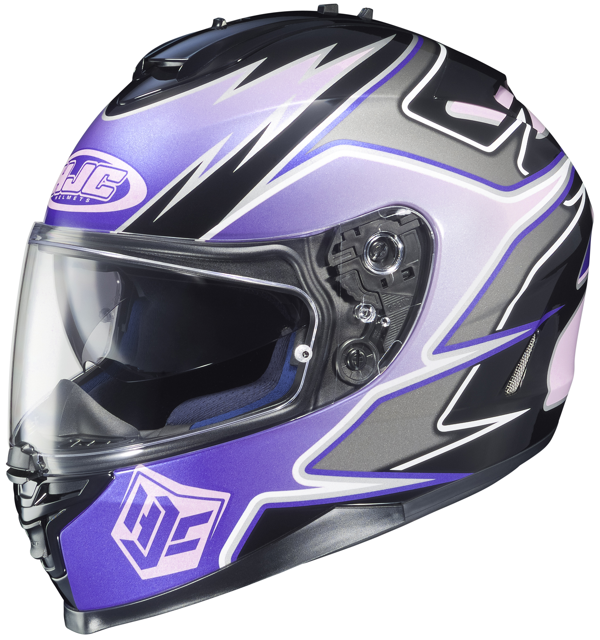HJC IS-17 Solid Color Helmets