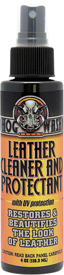 Leather Cleaner & Protectant w/UV Protection