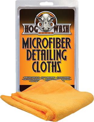 Microfiber Detailing Cloths
