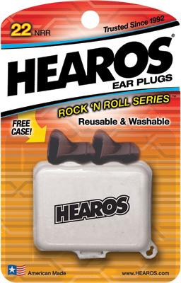 RockN Roll Hearos Noise Filters