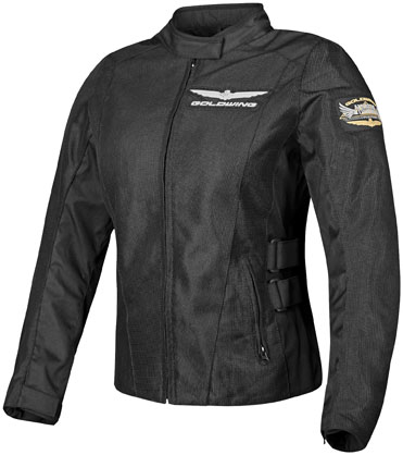 Gold Wing Mesh Touring Womens Jacket