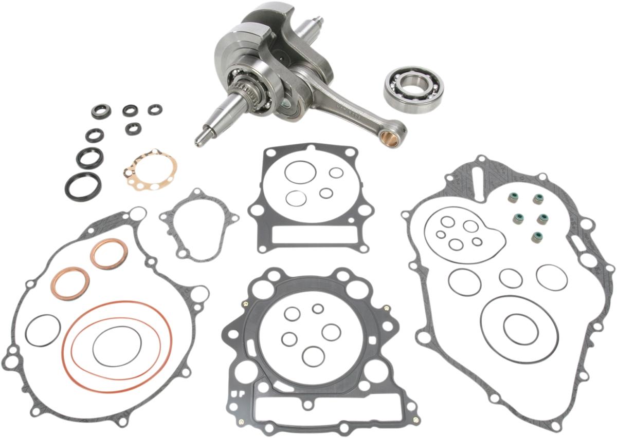 RAPTOR 660 01-05 Complete Bottom End Rebuild kit Crank