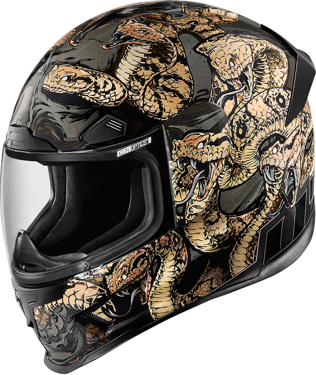 Airframe Pro Cottonmouth Graphic Helmet