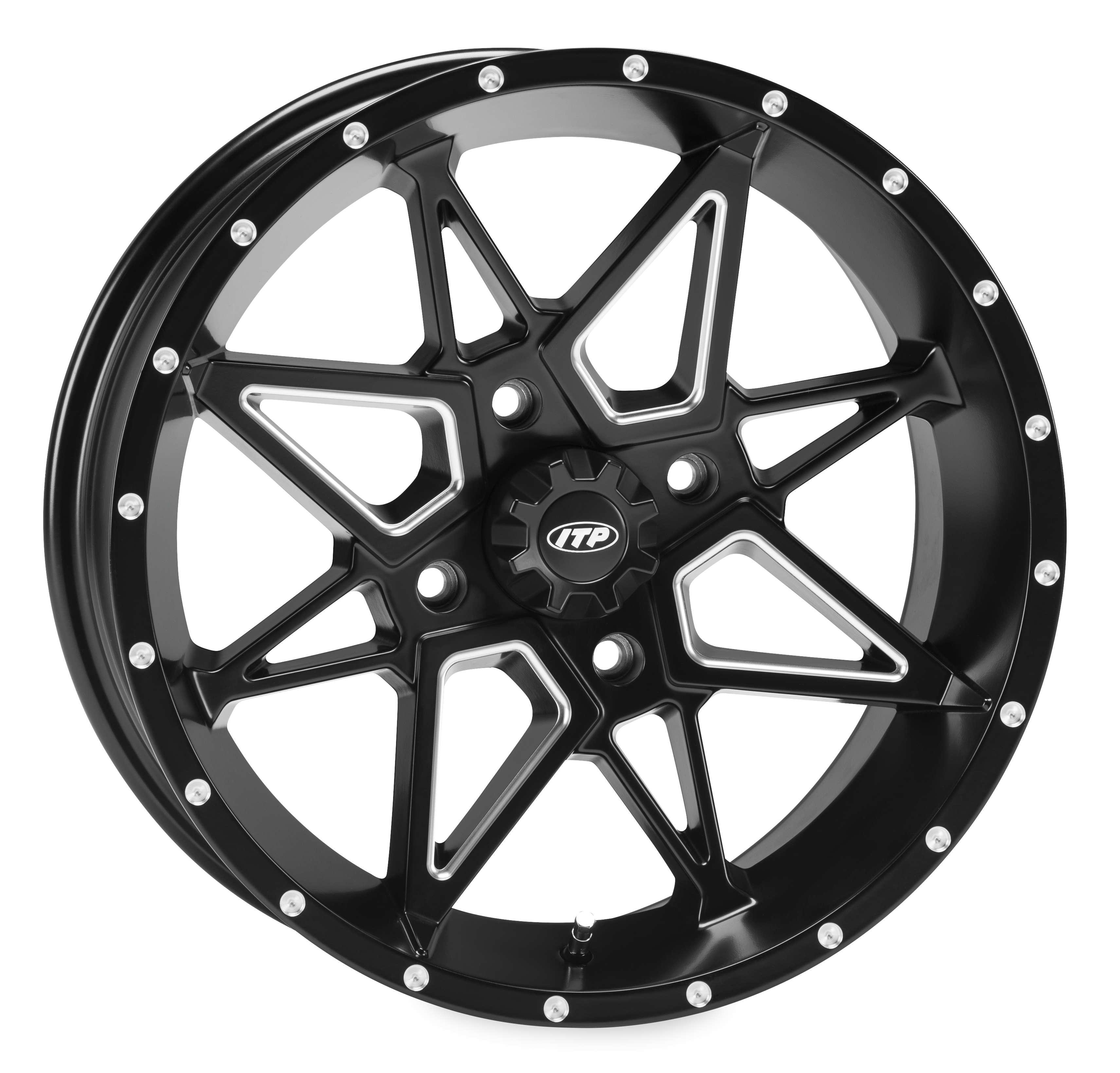 Tornado Ally Aluminum Wheels