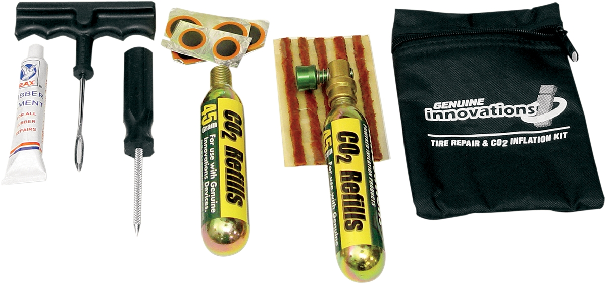 Tire Repair and Inflation Street Kit