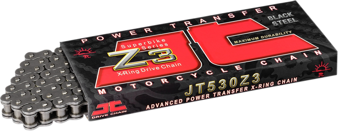 530 Z3 Heavy Duty X-Ring Sealed Drive Chain