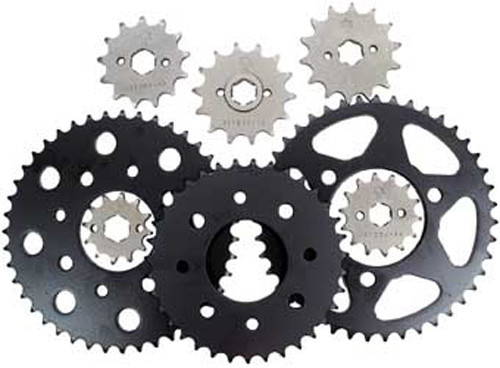 Rubber Cushioned Front Sprocket