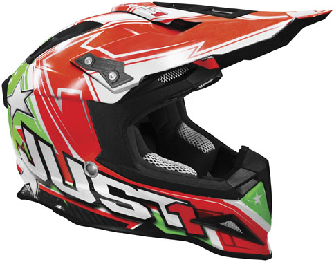 J12 Carbon Aster Italy Helmet