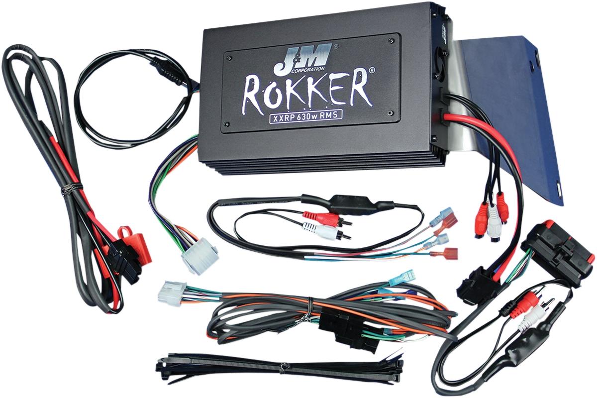 630W Amplifier Kit