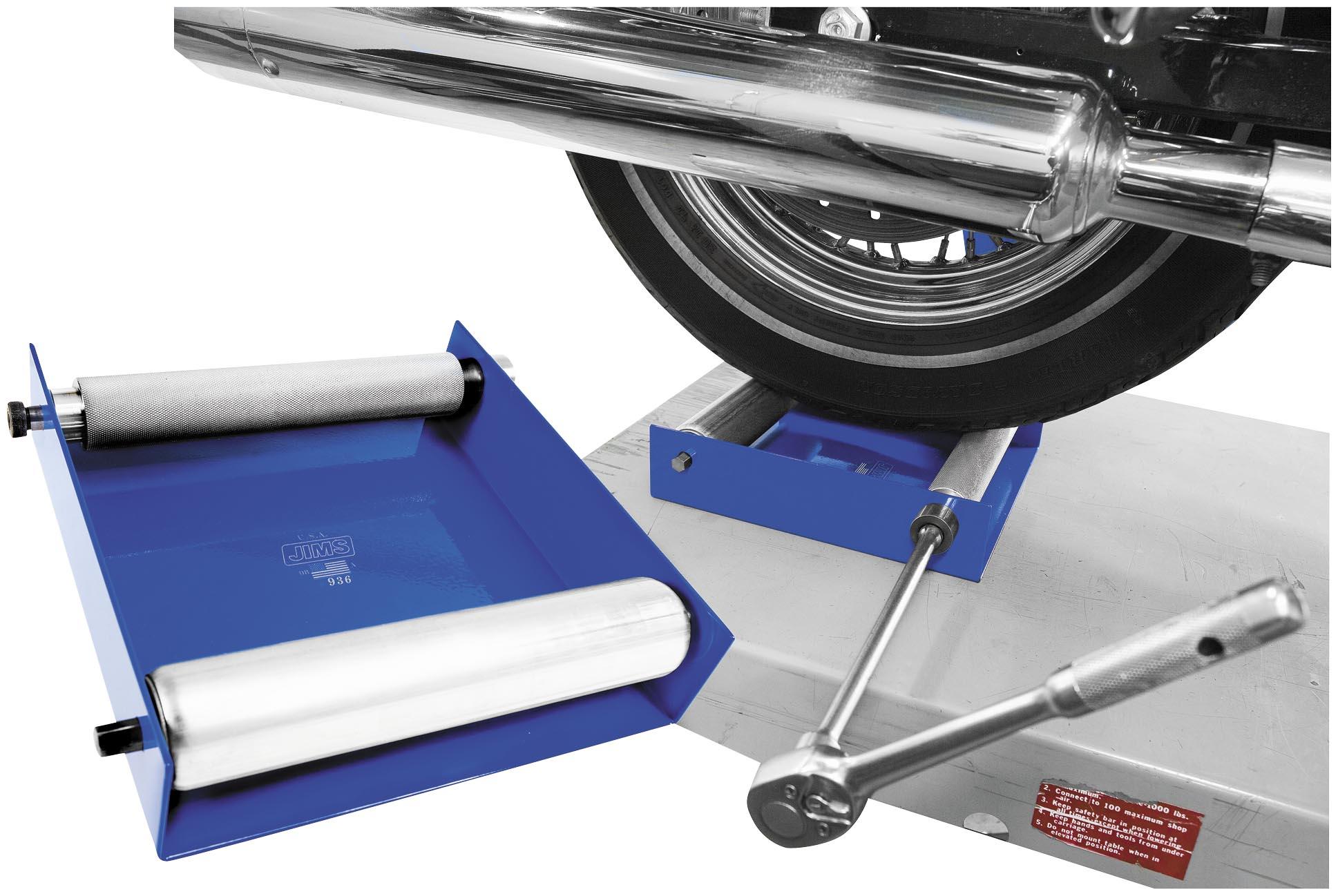 Tire Rotator Tool