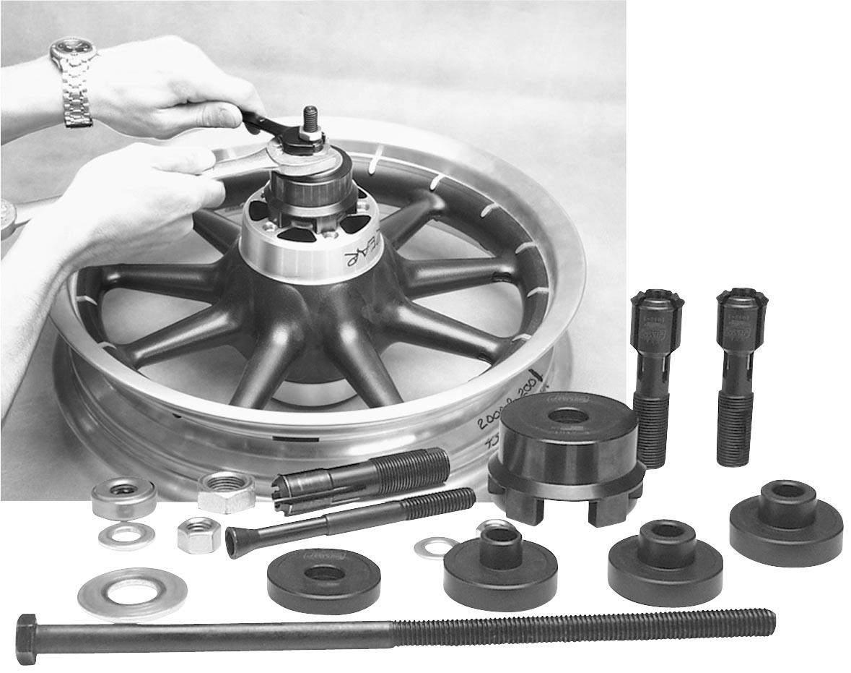 Sealed Wheel Bearing Remover/Installer Kit