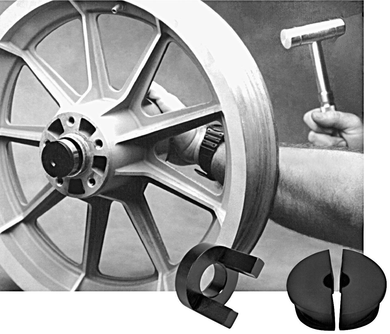 Wheel Bearing Race Removal Tool
