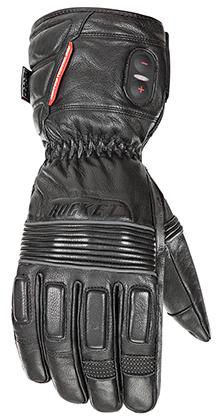 Joe-Rocket-Leather-Burner-Waterproof-Battery-Heated-Motorcycle-Snowmobile-Gloves
