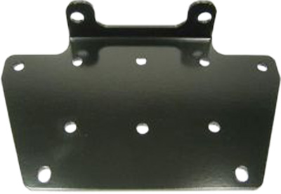 KFI Products Winch Mounts for Warn ProV 2-3000 V and 2-3500 100795