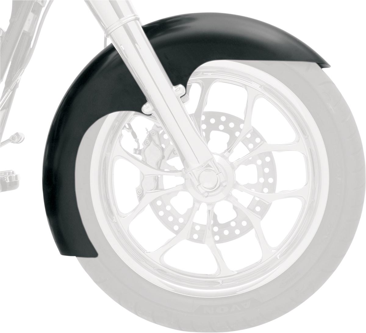 Tire Hugger Series Front Fenders w/ Mounting Blocks